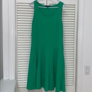 Green Ralph Lauren tank dress